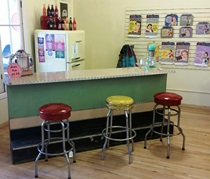 Retro Soda Bar
