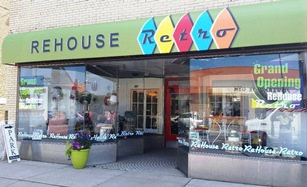 ReHouse Retro store front