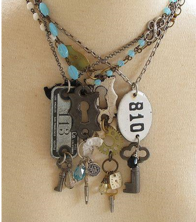 Salvaged Necklace